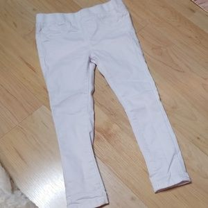 New pull on white skinnies